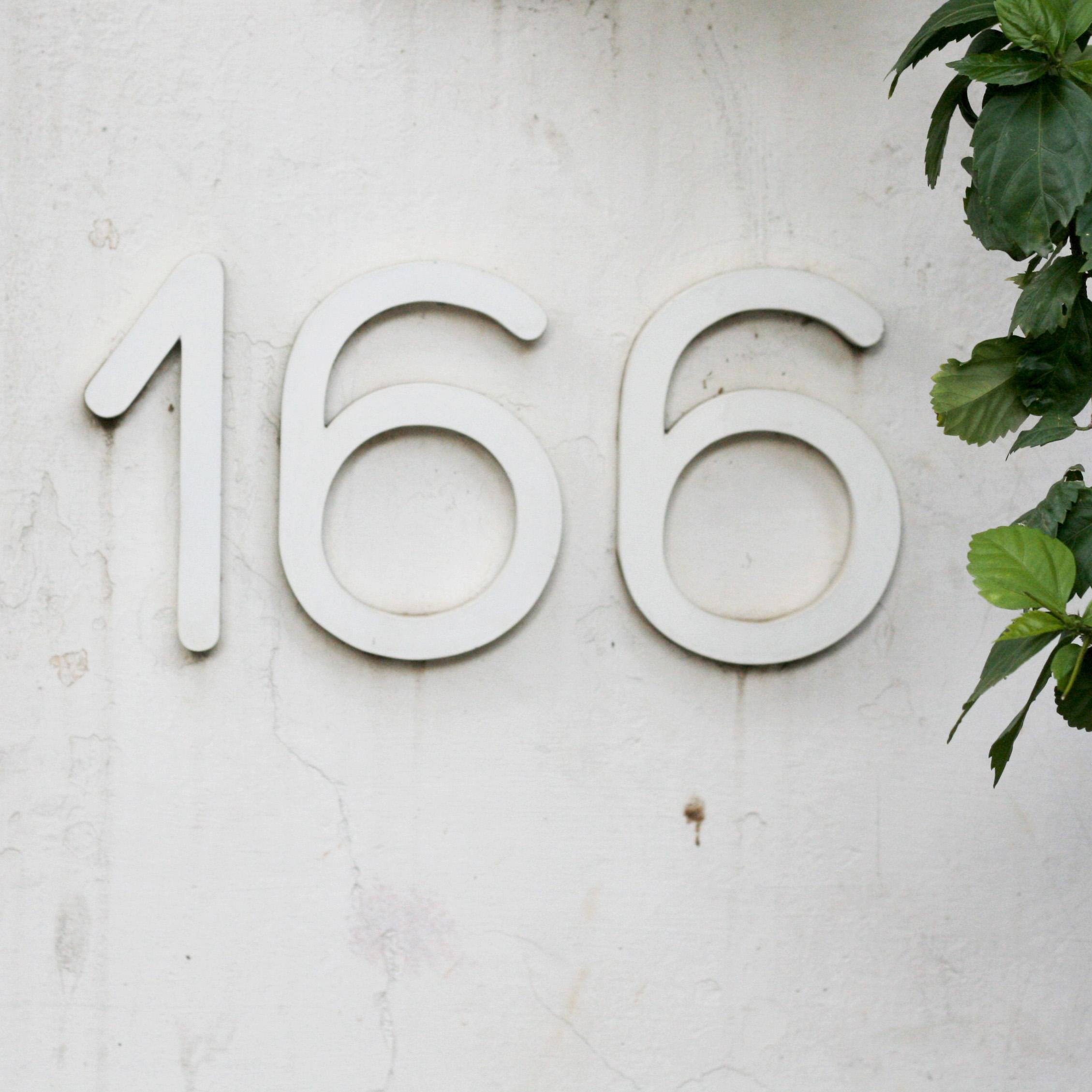 House no. 166