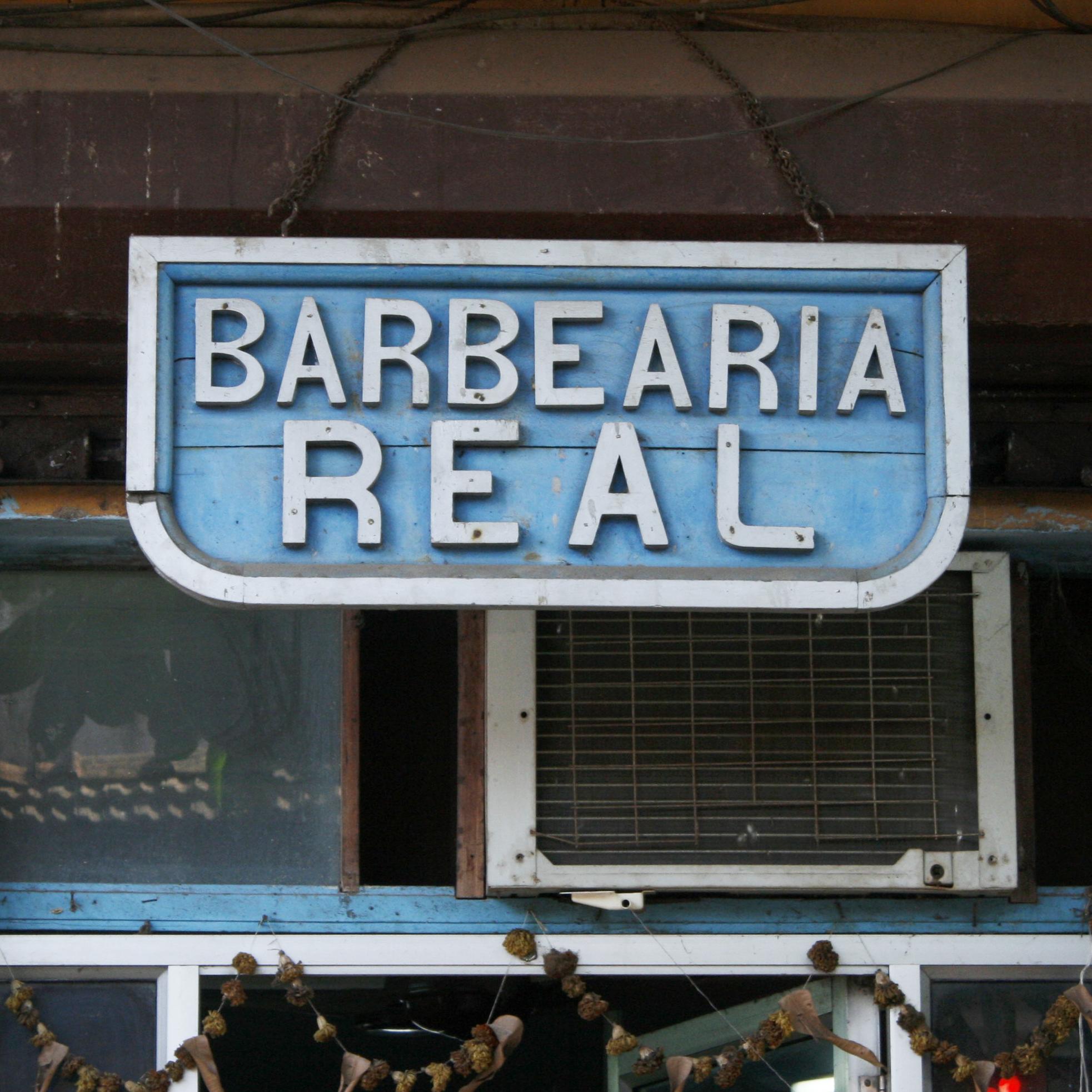 Barbearia Real